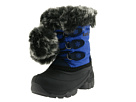 Kamik Kids - Icequeen (Toddler/Youth) (Laser Blue) - Footwear
