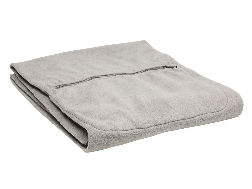 Eagle Creek - Cat Nap Blanket (Charcoal) Wallet