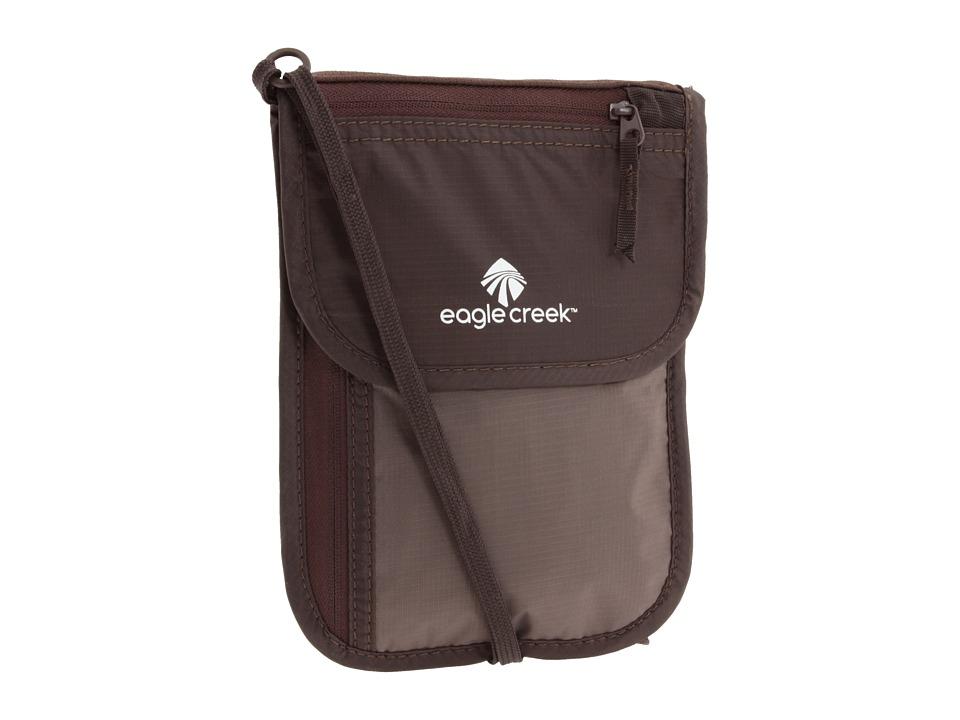Eagle Creek - Undercover Neck Wallet Deluxe (Mocho) Wallet