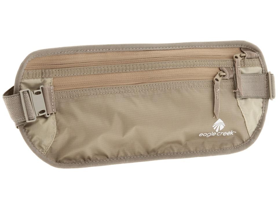 Eagle Creek - Undercover Money Belt Deluxe (Khaki) Luggage
