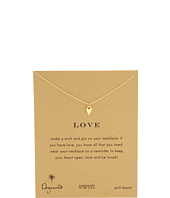 Dogeared Jewels - Love Reminder Necklace