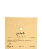 Dogeared Jewels - Pearls of Love Necklace