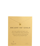 Dogeared Jewels - Heart of Gold