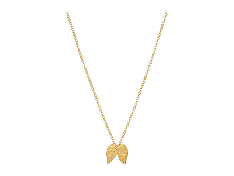 Dogeared Guardian Angel Reminder Necklace