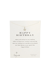 Dogeared Jewels - Happy Birthday Reminder Necklace