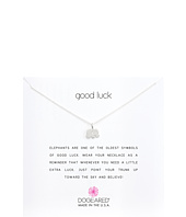 Dogeared Jewels - Good Luck Elephant Reminder Necklace
