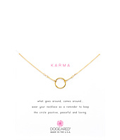 Dogeared Jewels - Karma Necklace 16 inch