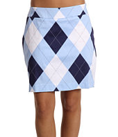 Loudmouth Golf - Blue & White Skort