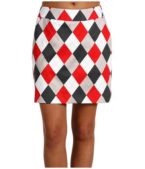 Cheap Loudmouth Golf Dixie Skort Red White Blue