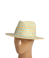 Echo Design - Contrast Striped Fedora