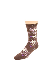 Ariat - Horse Love Ankle Socks 1-Pair Pack