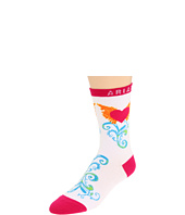 Ariat - Winged Heart Ankle Socks 1-Pair Pack