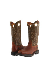 Ariat - Workhog Wide Square Toe Tall (Steel Toe)
