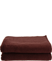 Home Source International - MicroCotton® Luxury Set Of 2 Shower Towels