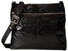 Hobo Lorna (Black Vintage Leather)