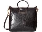 Hobo Sheila (Black Vintage Leather)