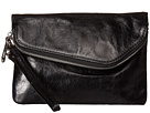 Hobo Daria (Black Vintage Leather)