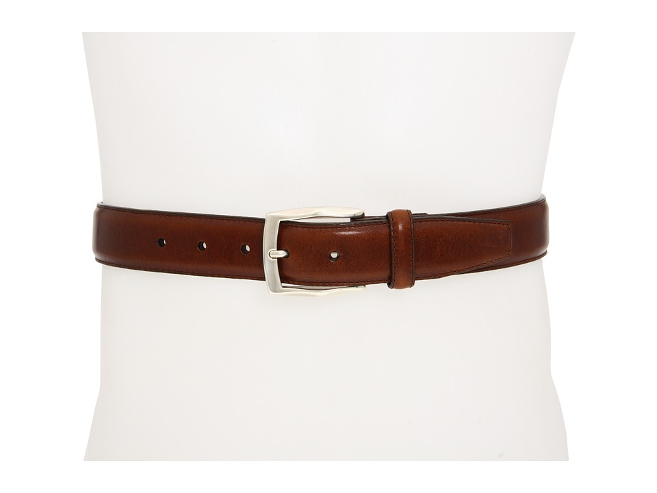 Brighton - 1 3/8 Kona Belt (Whiskey) Mens Belts