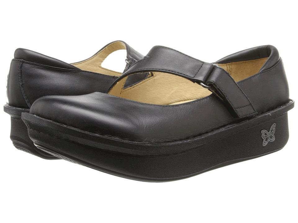 Alegria Dayna Professional (Black Napa Leather) Women