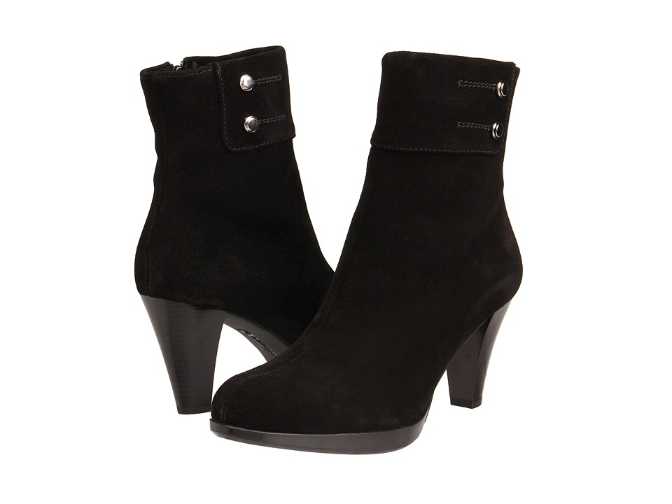 La Canadienne - Mila (Black Suede) Women