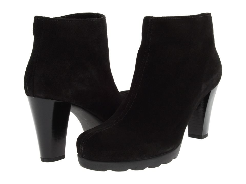 La Canadienne - Malin (Black Suede) Women