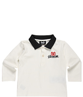 D&G Junior - Long Sleeve Embroidered Polo Shirt (Infant)