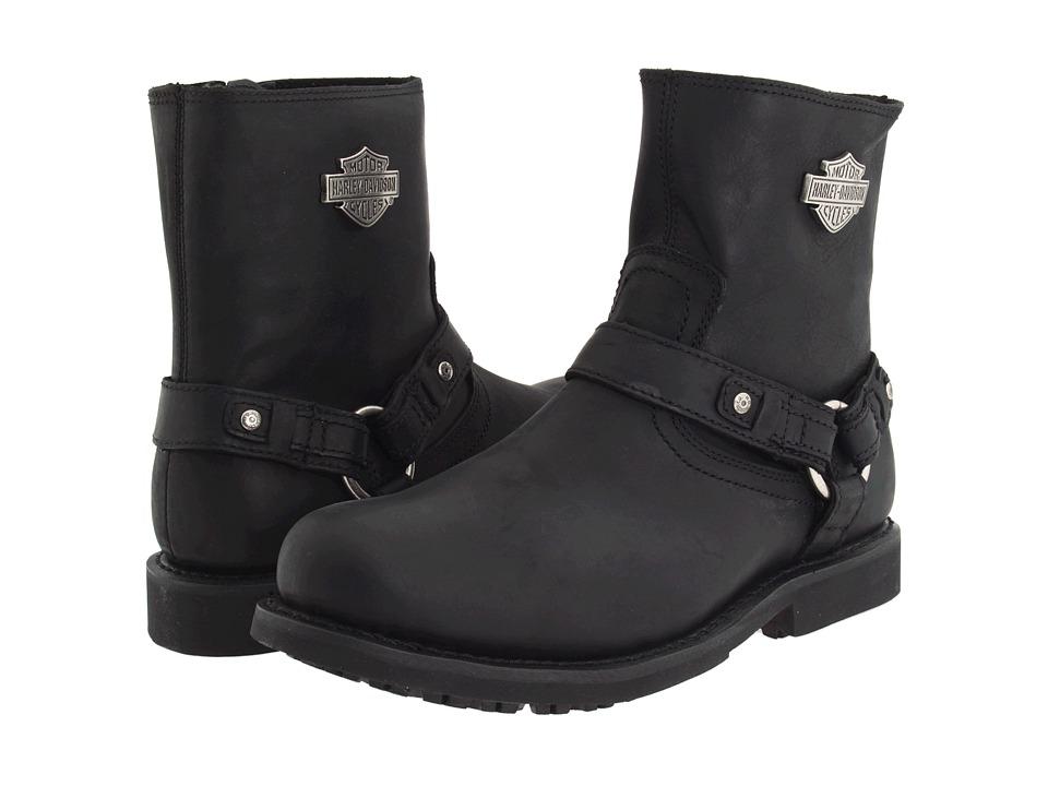 Harley Davidson Scout (Black) Men's Boots