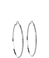 GUESS - Basics Thin Hoop Earrings