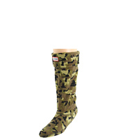 Hunter - Camo Welly Sock