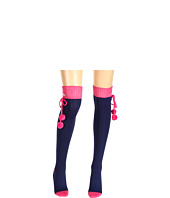 Hunter - Pom Pom Over the Knee Sock