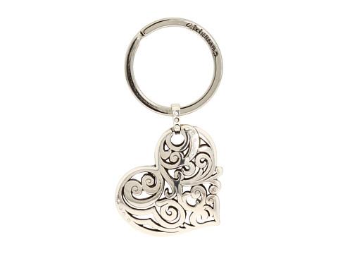 Brighton Madrid Heart Key Fob