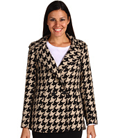Mac & Jac - Houndstooth Coat