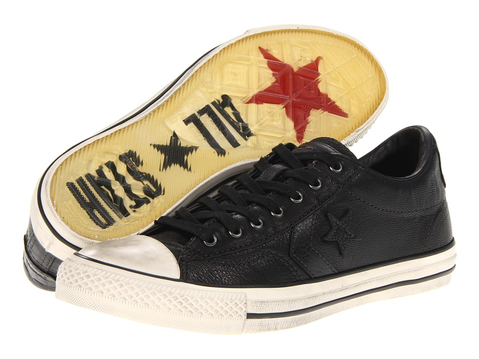 Converse by John Varvatos Star Player Ox Black Mens Lace up casual Shoes