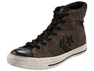 Converse by John Varvatos - Star Player Hi (Dark Brown) - Footwear