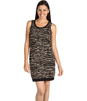 Mac & Jac - Animal Jacquard Dress