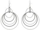 GUESS Anyone's Guess Multi Linked Hoop Earrings