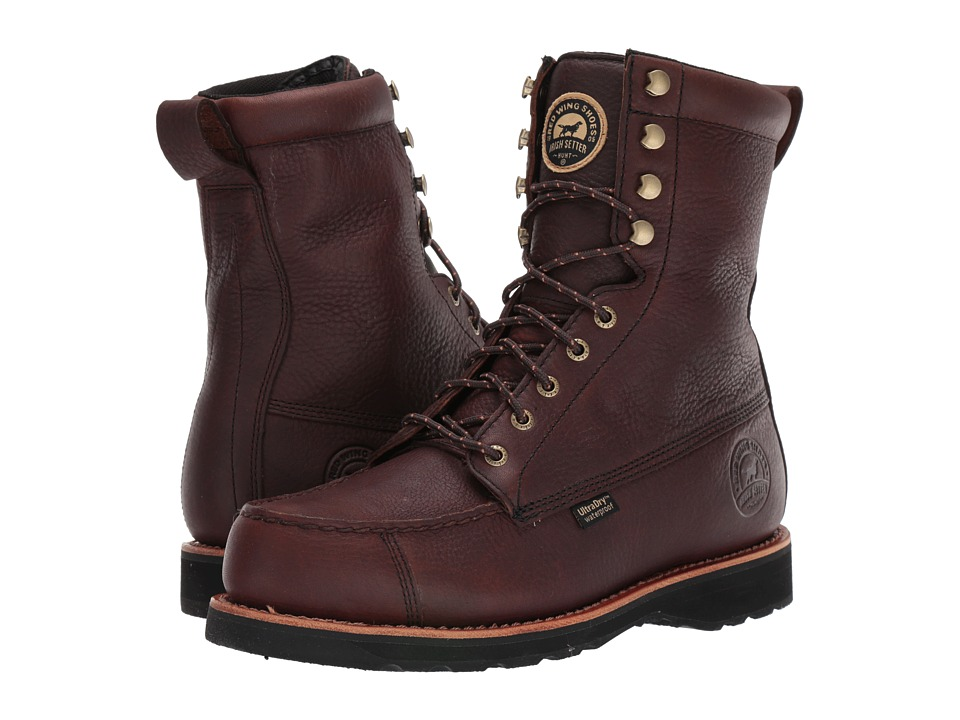 Irish Setter - Wingshooter 808 (Brown Leather) Men