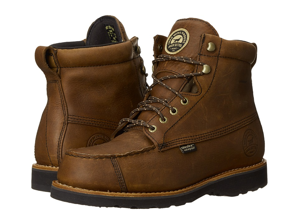 Irish Setter - Wingshooter 807 (Brown) Mens Boots