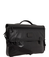 Tumi - Alpha - Slim Flap Brief Leather