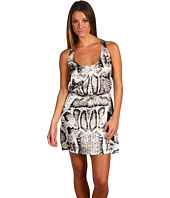 Twelfth Street by Cynthia Vincent - Silver Springs Racerback Drawstring Dress