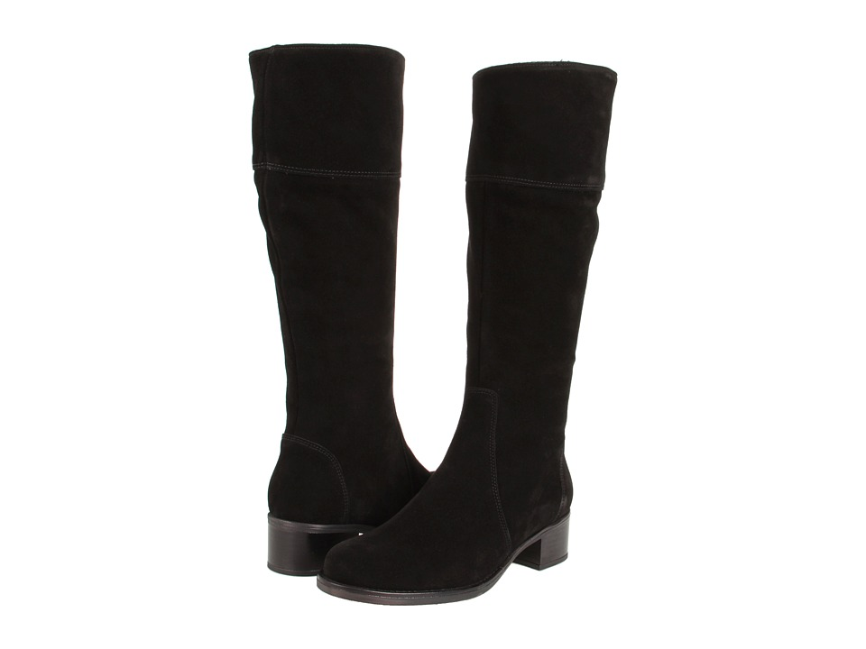 La Canadienne Passion (Black Suede) Waterproof Boots