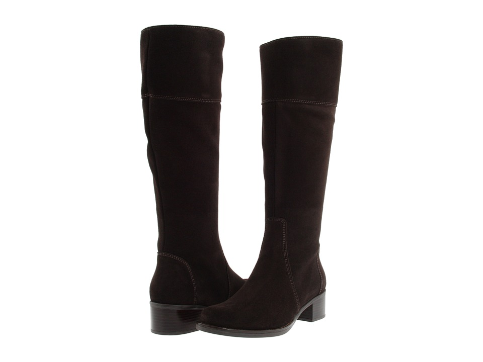 La Canadienne Passion (Espresso Suede) Waterproof Boots