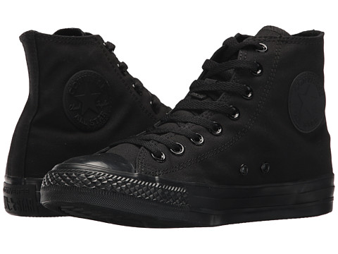 Converse Chuck Taylor® All Star® Core Hi - Monochrome Black