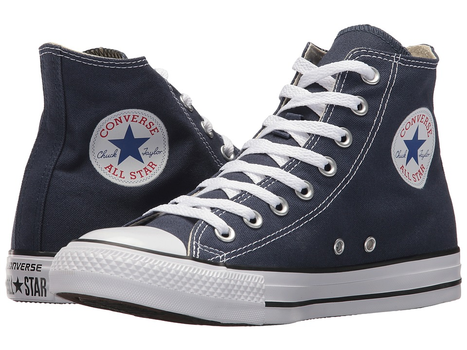 Converse Chuck Taylor All Star Core Hi Navy Classic Shoes