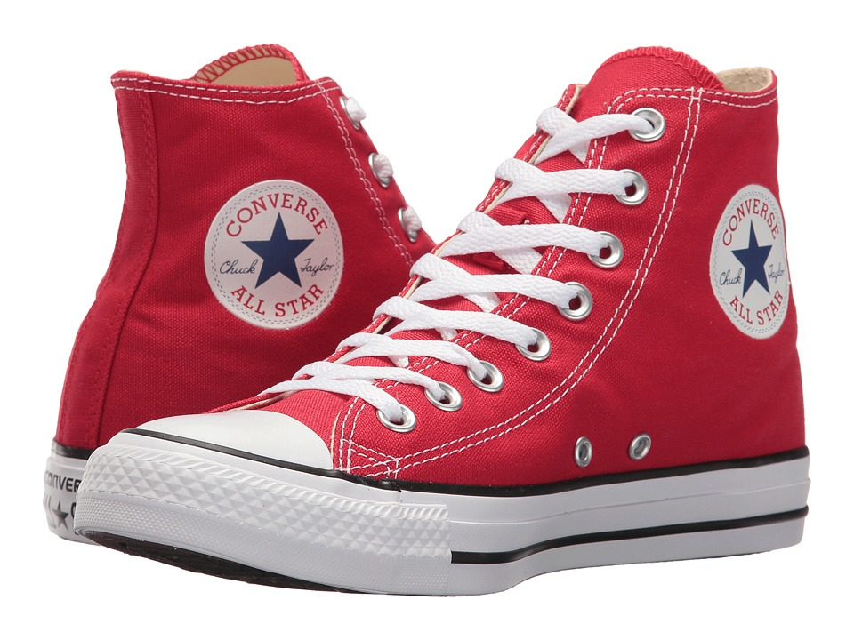 Converse Chuck Taylor All Star Core Hi Red Classic Shoes