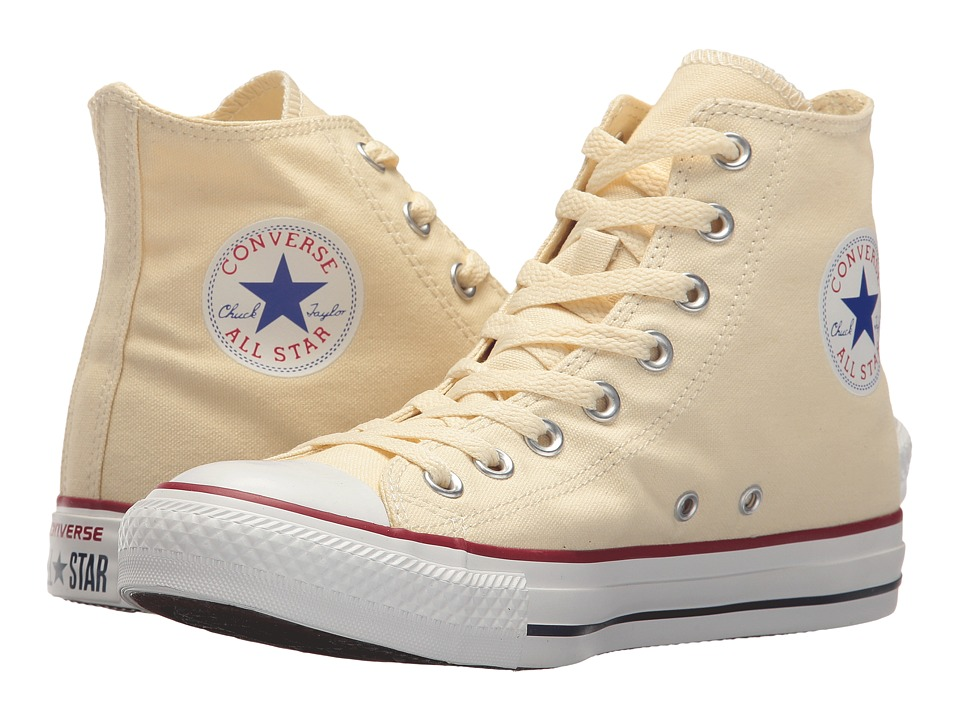 Converse Chuck Taylor All Star Core Hi Natural White Classic Shoes