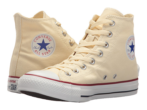 Converse Chuck Taylor® All Star® Core Hi - Natural White