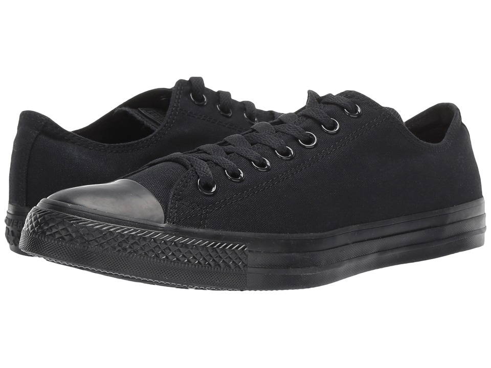 Converse Chuck Taylor All Star Core Ox Monochrome Black Mens Classic Shoes