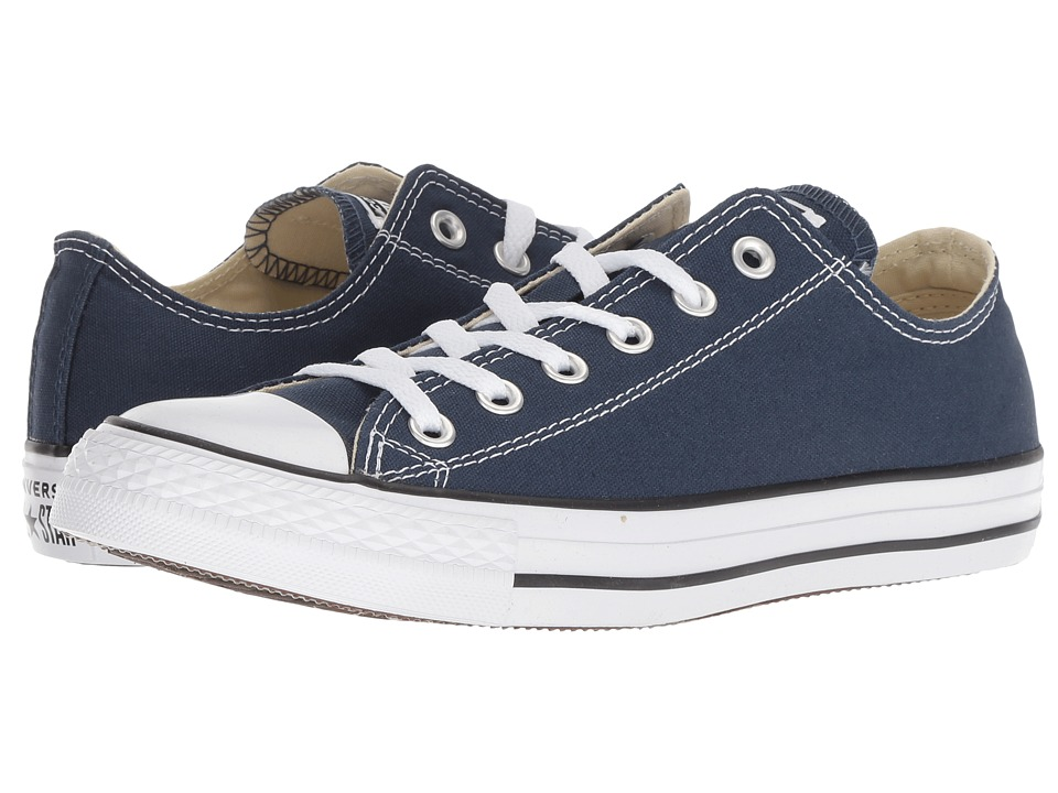 Converse Chuck Taylor(r) All Star(r) Core Ox (Navy) Class...