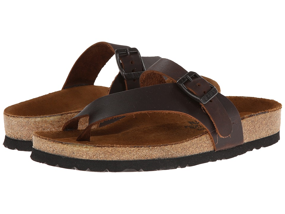 Naot Footwear Tahoe (Buffalo Leather) Sandals